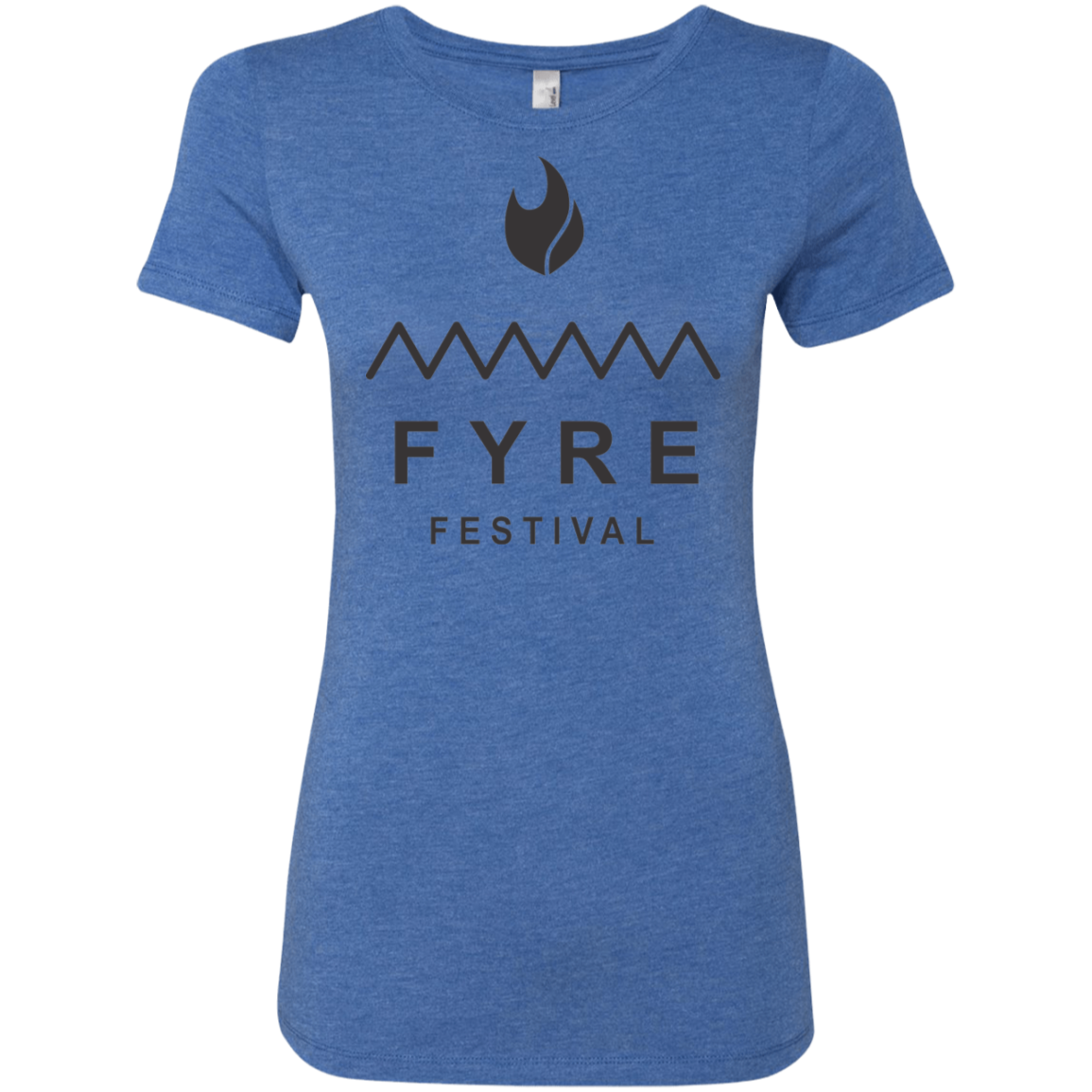 Fyre Festival was Lit Black Women's Classic Tee - Trendy Tees