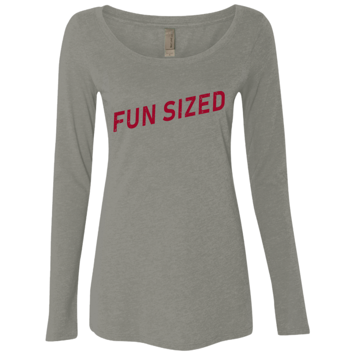 Fun Sized Women's Long Sleeve Tee