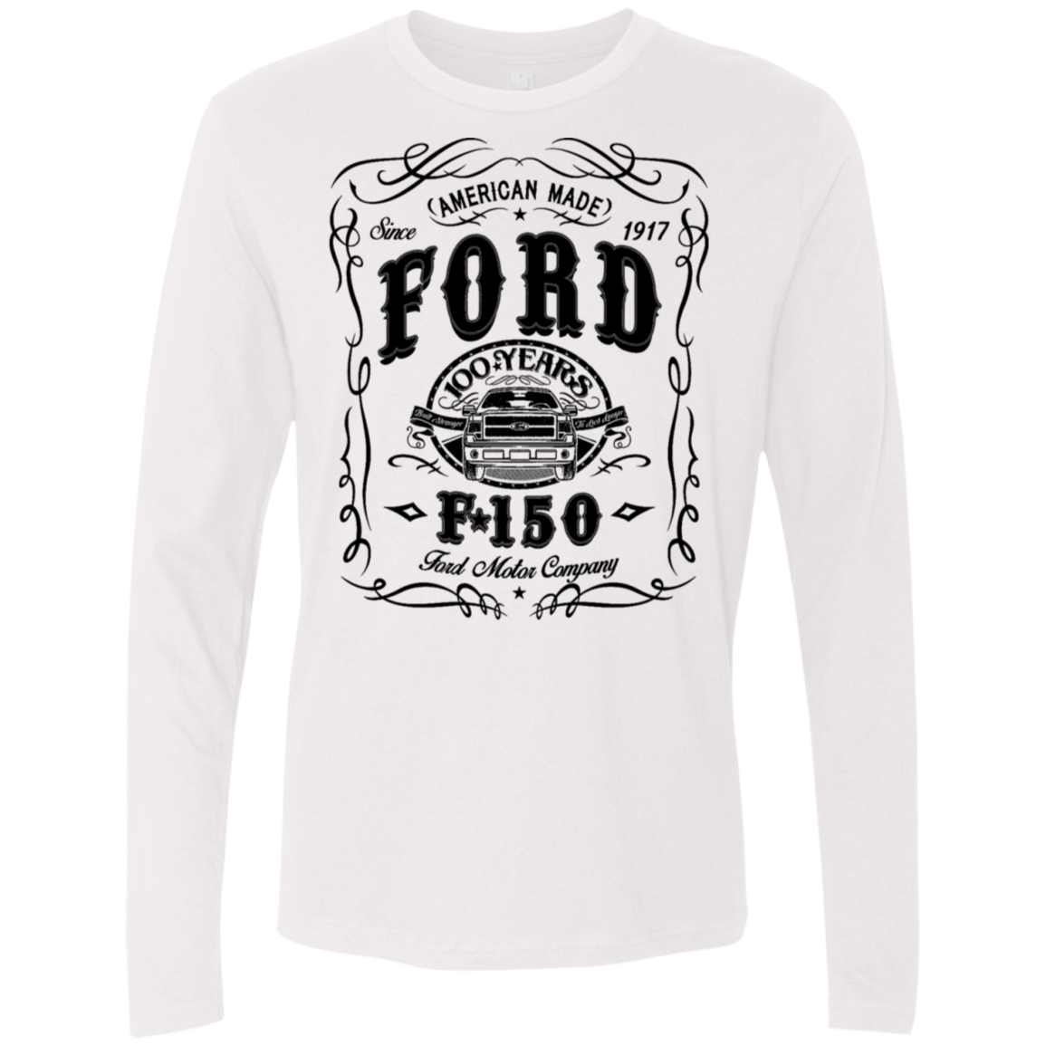 Ford F150 Men's Long Sleeve Tee
