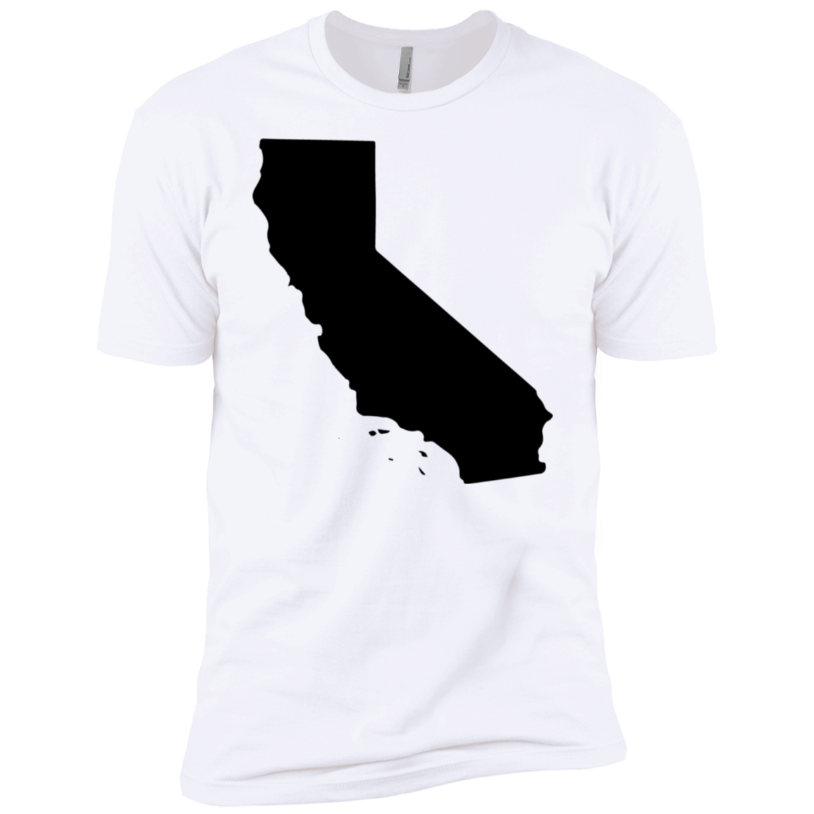 California Black Men's Classic Tee