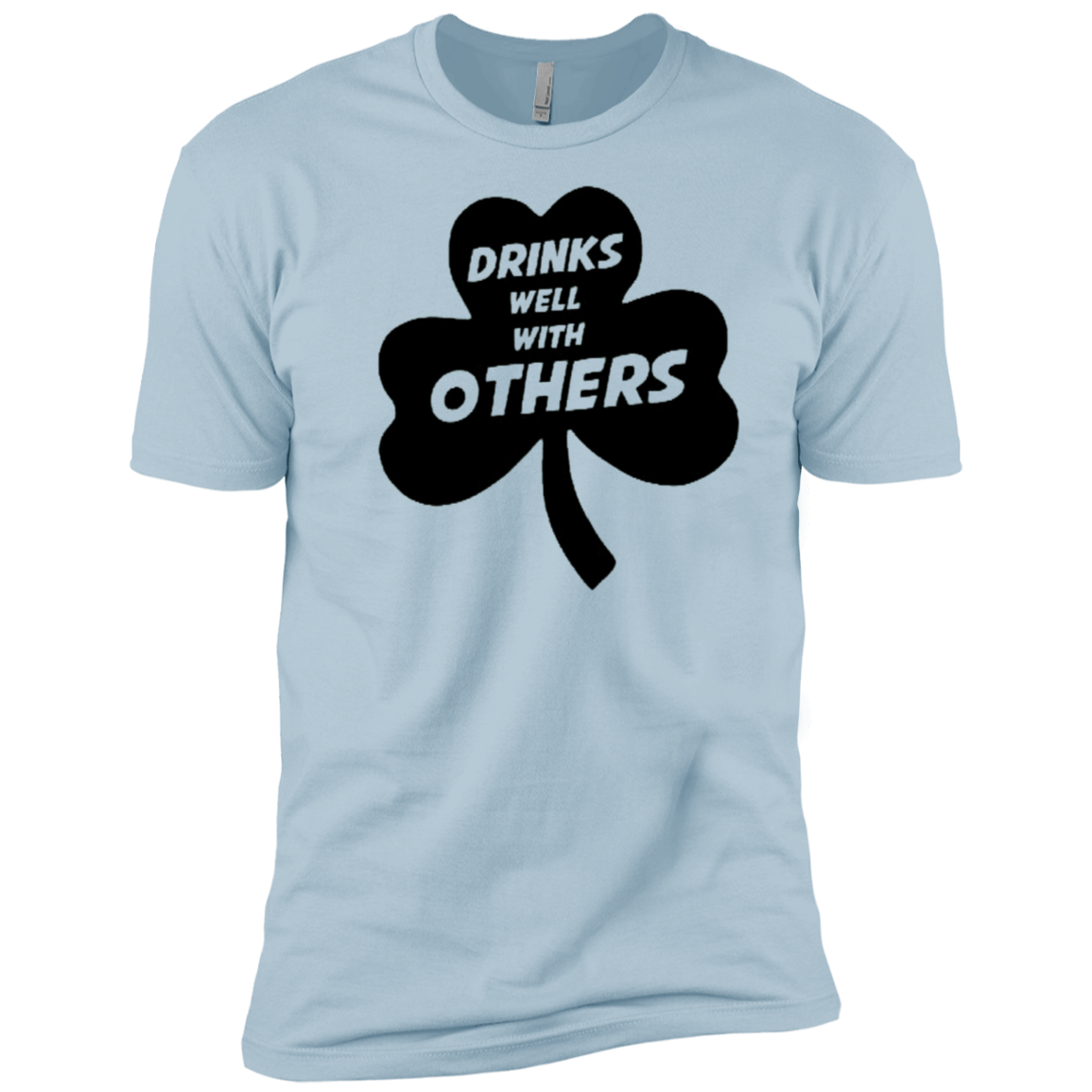 Drinks Well With Others Men's Classic Tee