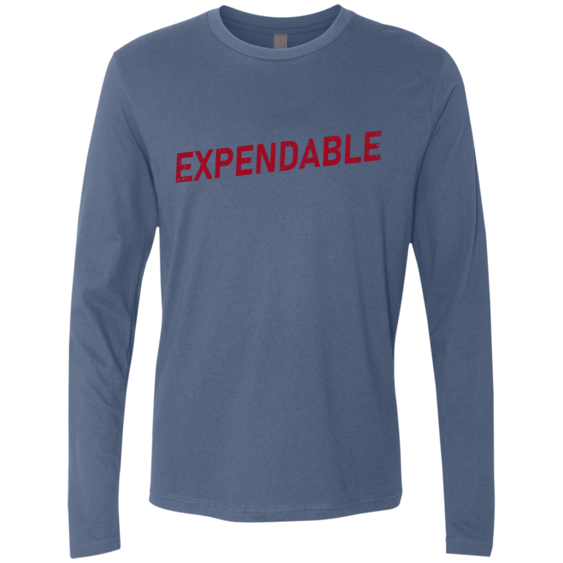 Expendable Men's Long Sleeve Tee