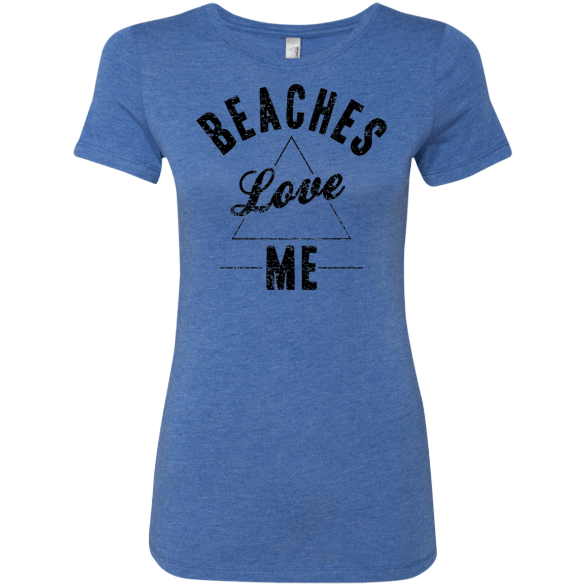 Beaches Love Me Women's Classic Tee - Trendy Tees