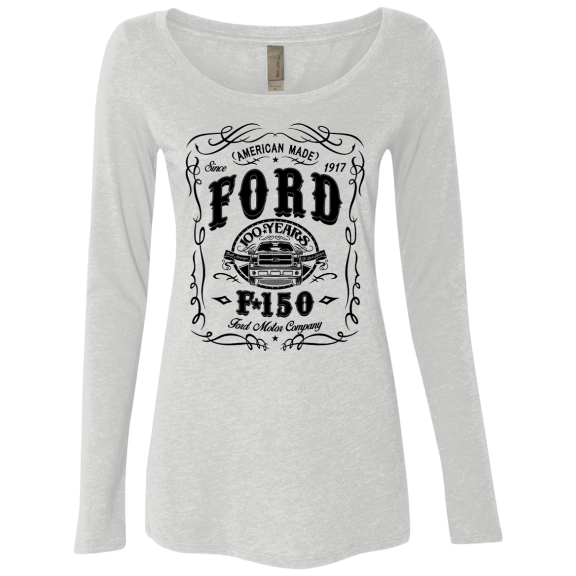 Ford F150 Women's Long Sleeve Tee