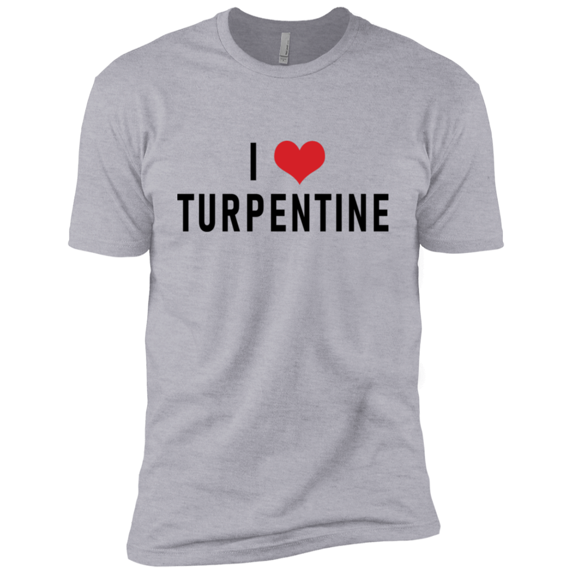 I Love Turpentine Men's Classic Tee