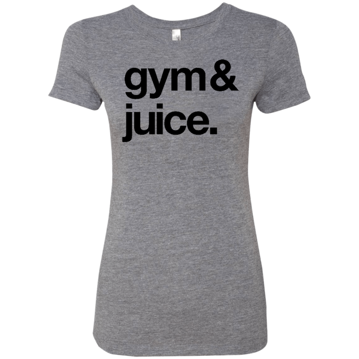Sipping on Gym and Juice Women's Classic Tee