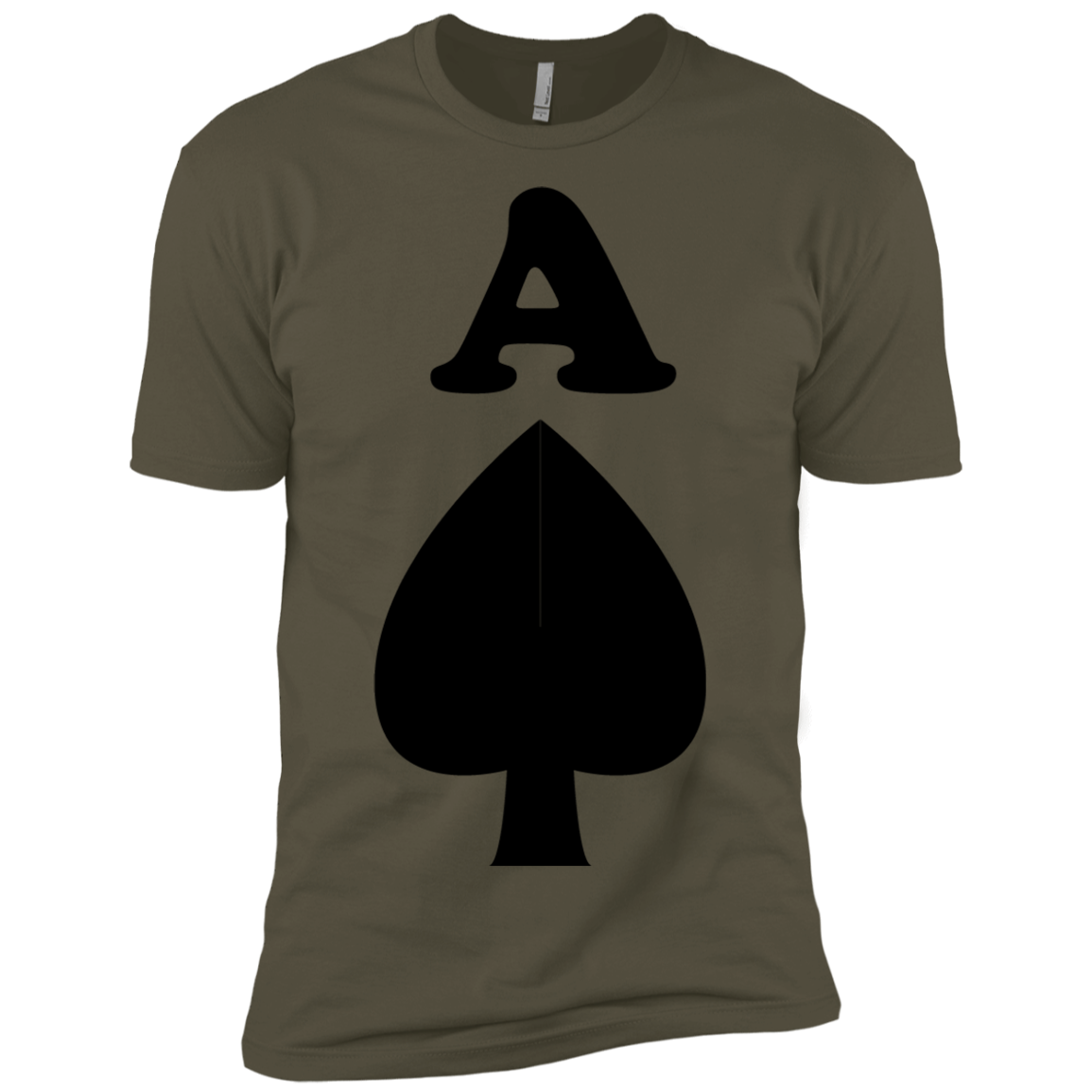 Ace Of Spades Men's Classic Tee