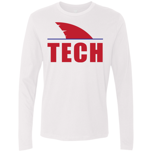 Tech Men's Long Sleeve Tee