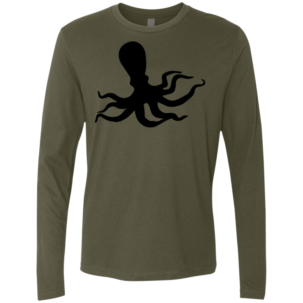Octopus Men's Long Sleeve Tee