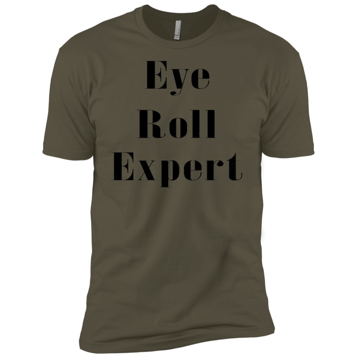 Eye Roll Expert Men's Classic Tee