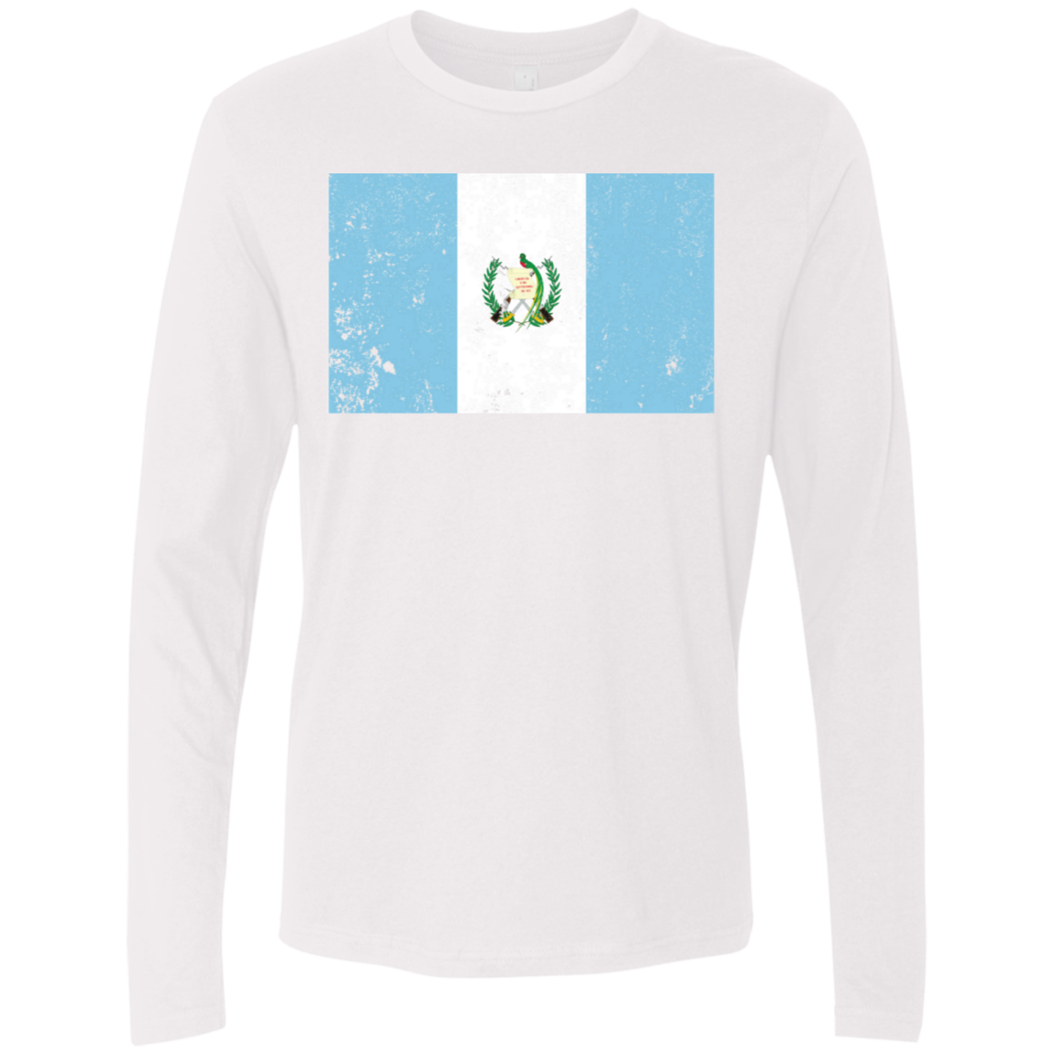 Guatemala Men's Long Sleeve Tee