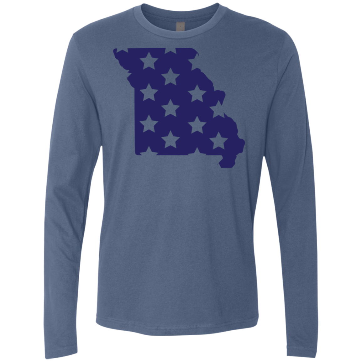 Missouri Stars Men's Long Sleeve Tee