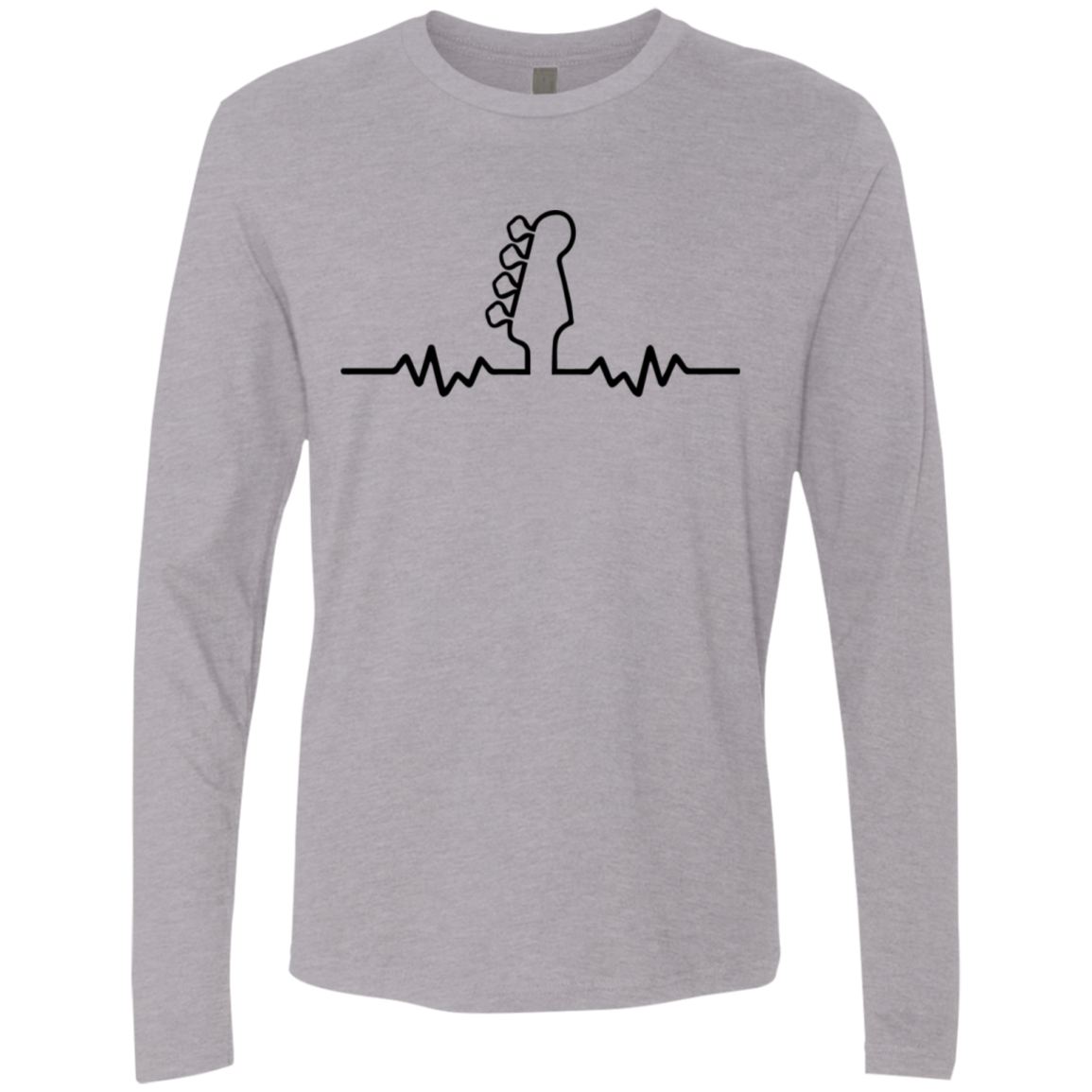 Bass Pulse Men's Long Sleeve Tee
