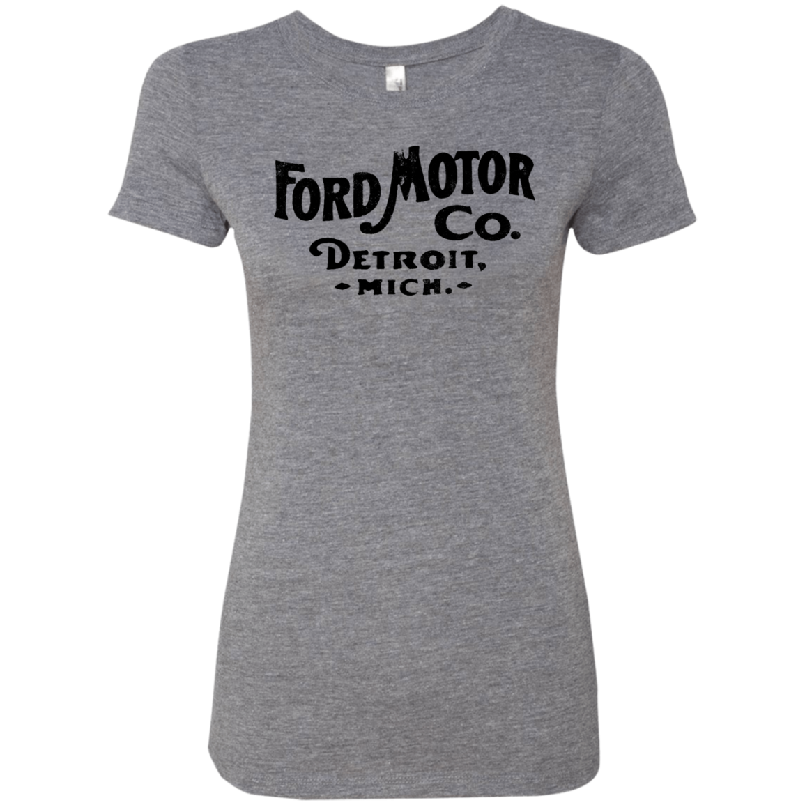 Ford Motor Detroit Women's Classic Tee