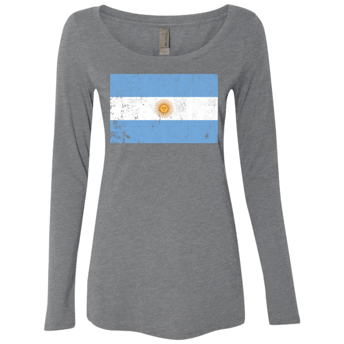 Argentina Women's Long Sleeve Tee
