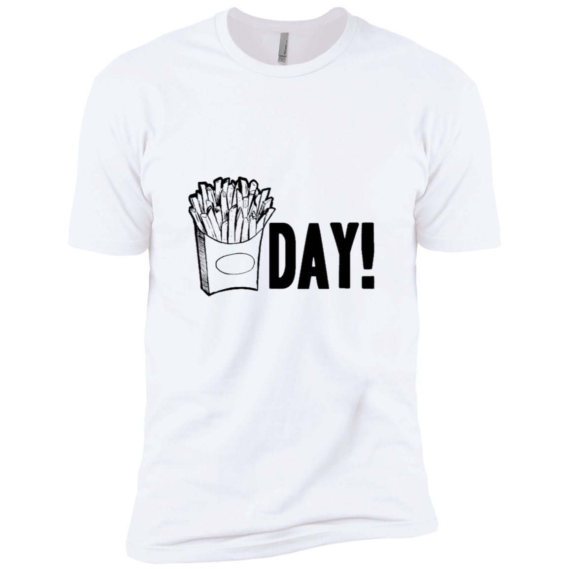 Fries Day Men's Classic Tee