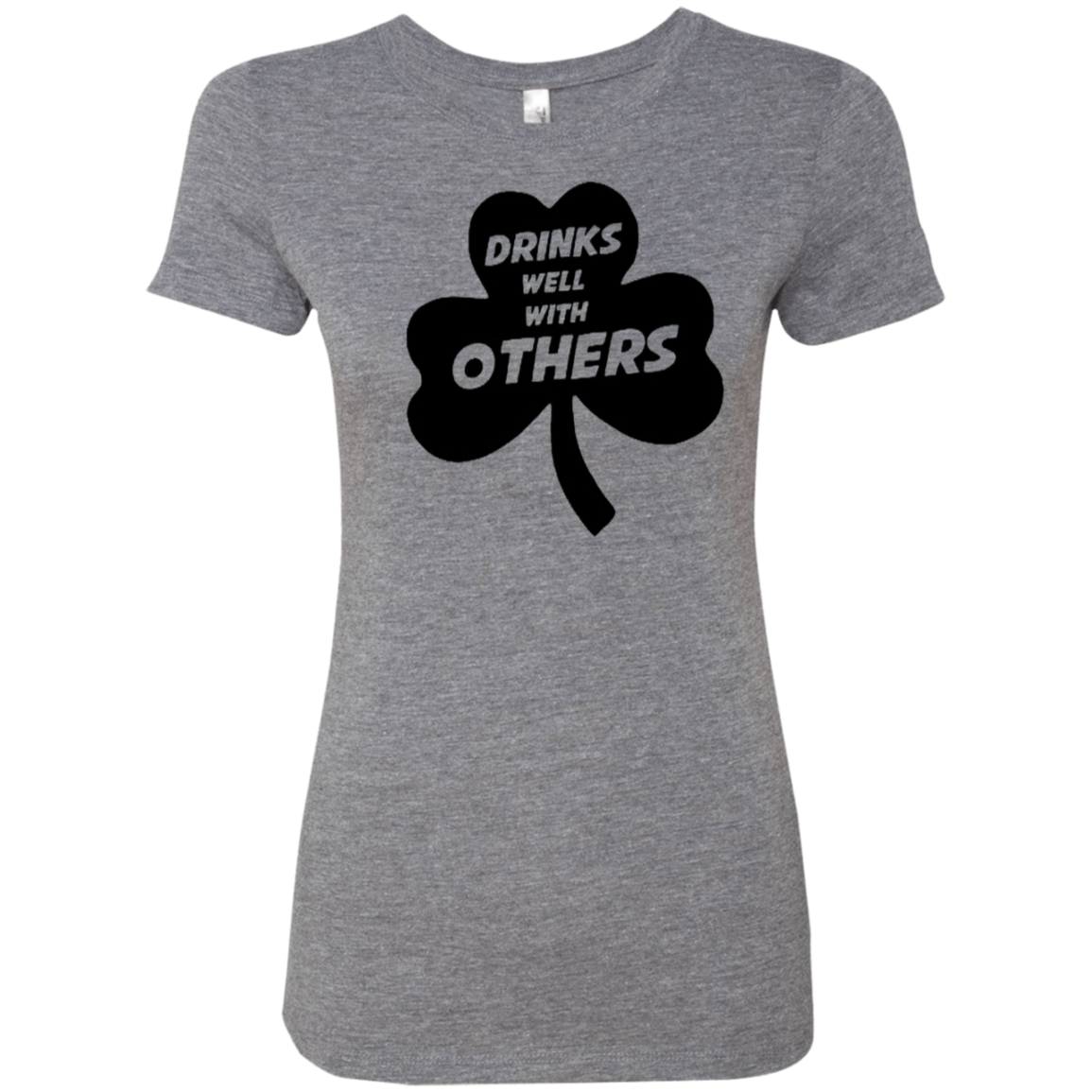 Drinks Well With Others Women's Classic Tee