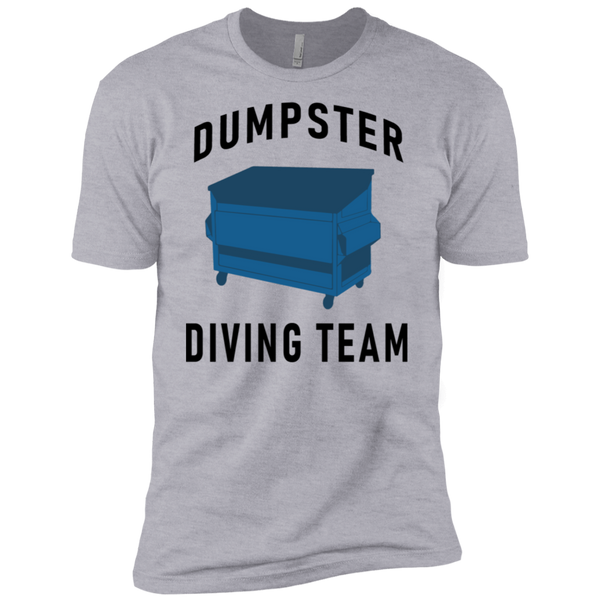 Dumpster Diving Team Men's Classic Tee