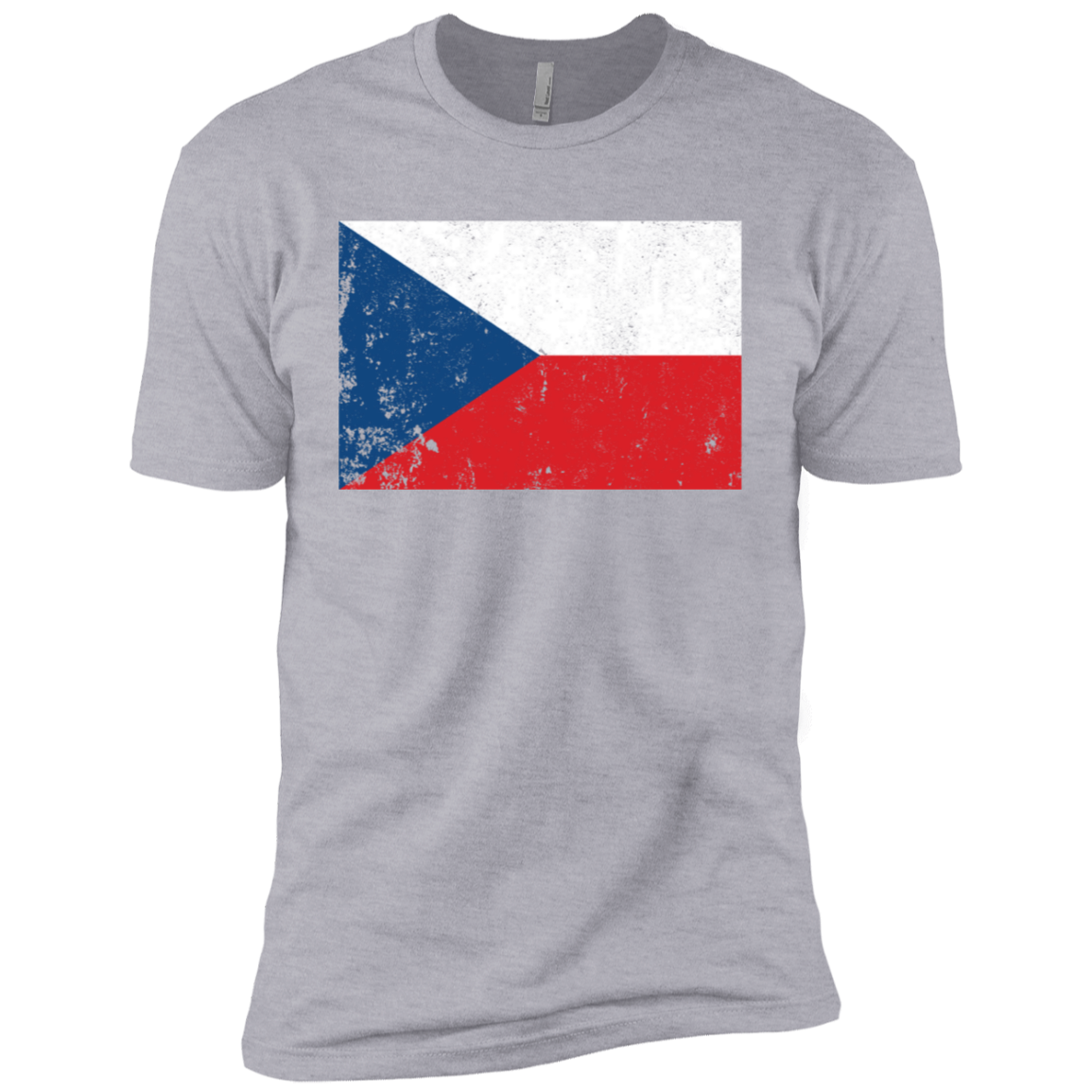Czech Rep Men's Classic Tee