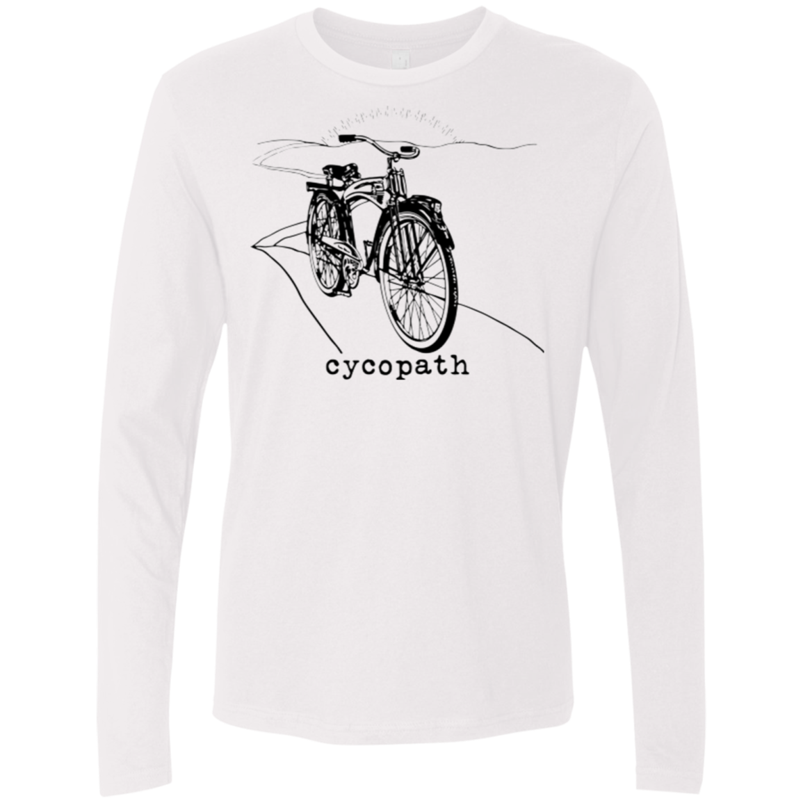 Cycopath Men's Long Sleeve Tee