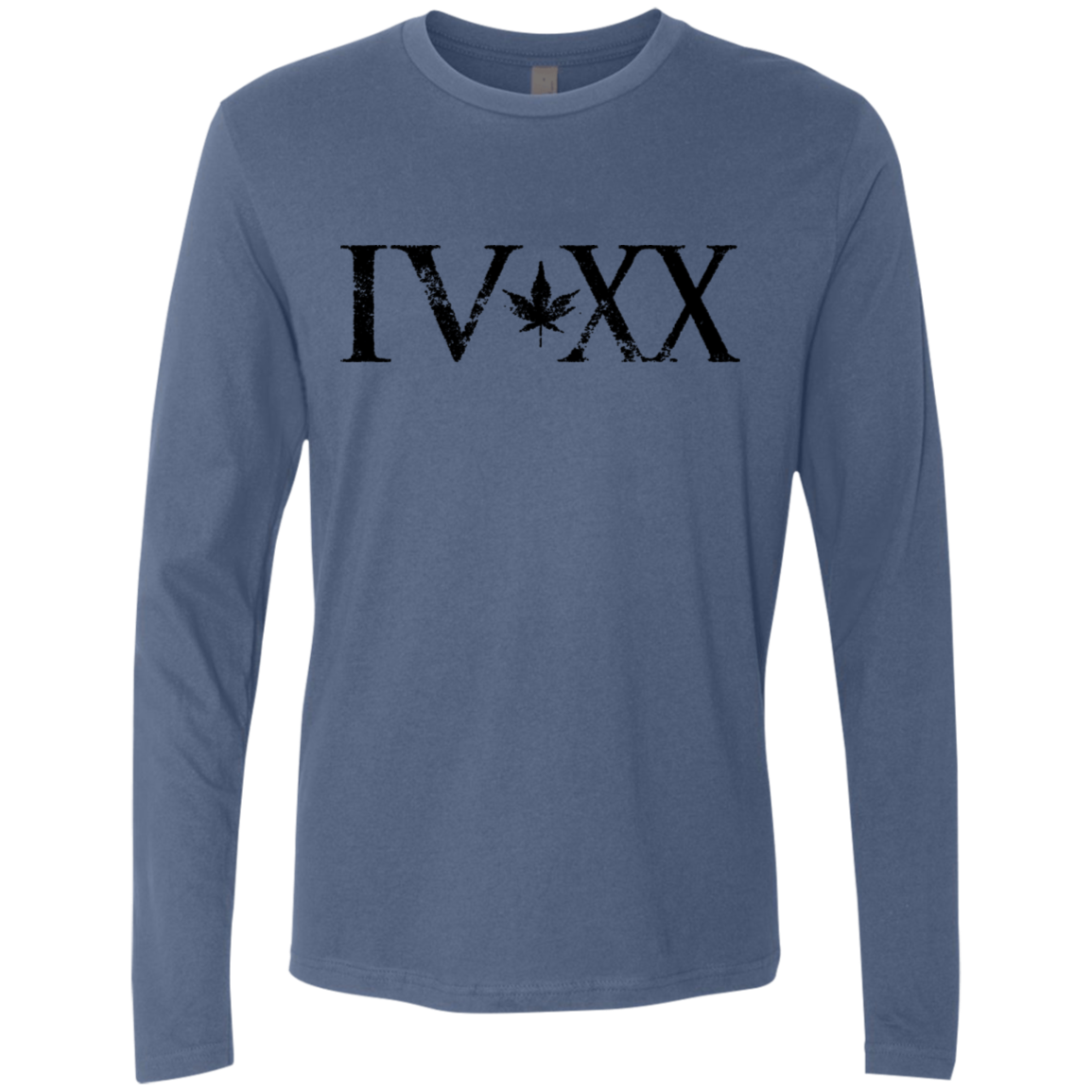 IV XX (420) Men's Long Sleeve Tee