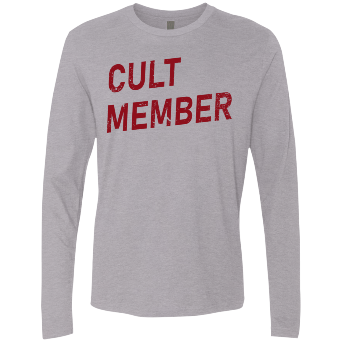 Cult Member Men's Long Sleeve Tee