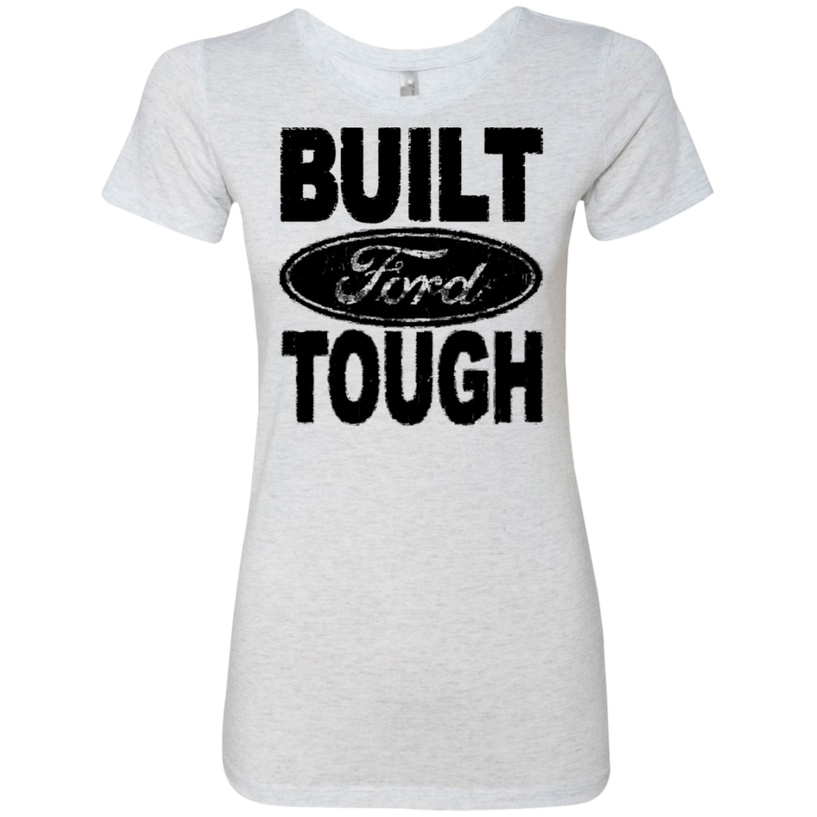 Ford – Built Tough Women's Classic Tee