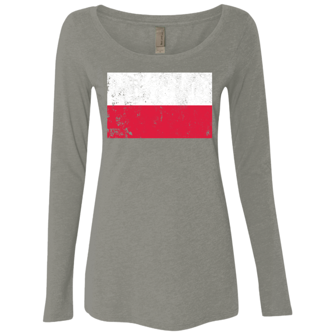 Poland copy Women's Long Sleeve Tee