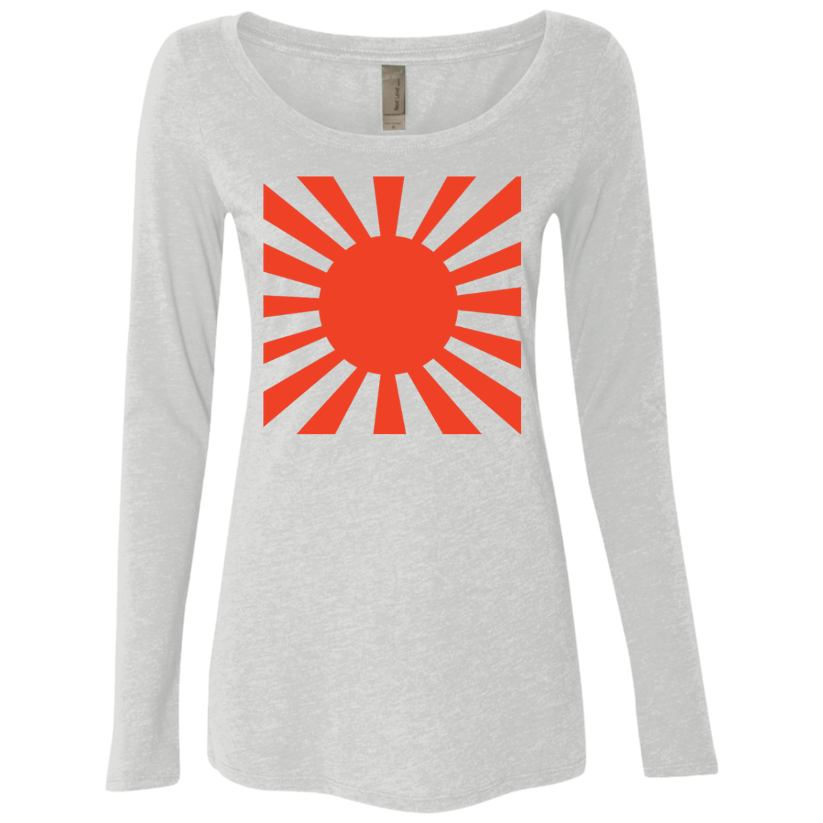 Macedonia Flag Women's Long Sleeve Tee