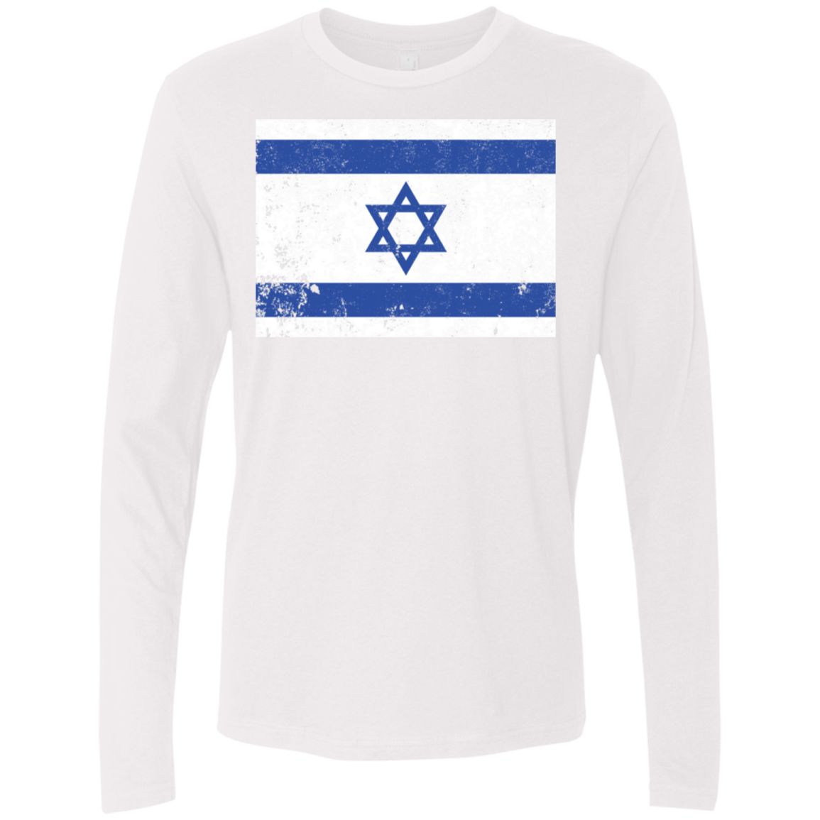 Israel Men's Long Sleeve Tee
