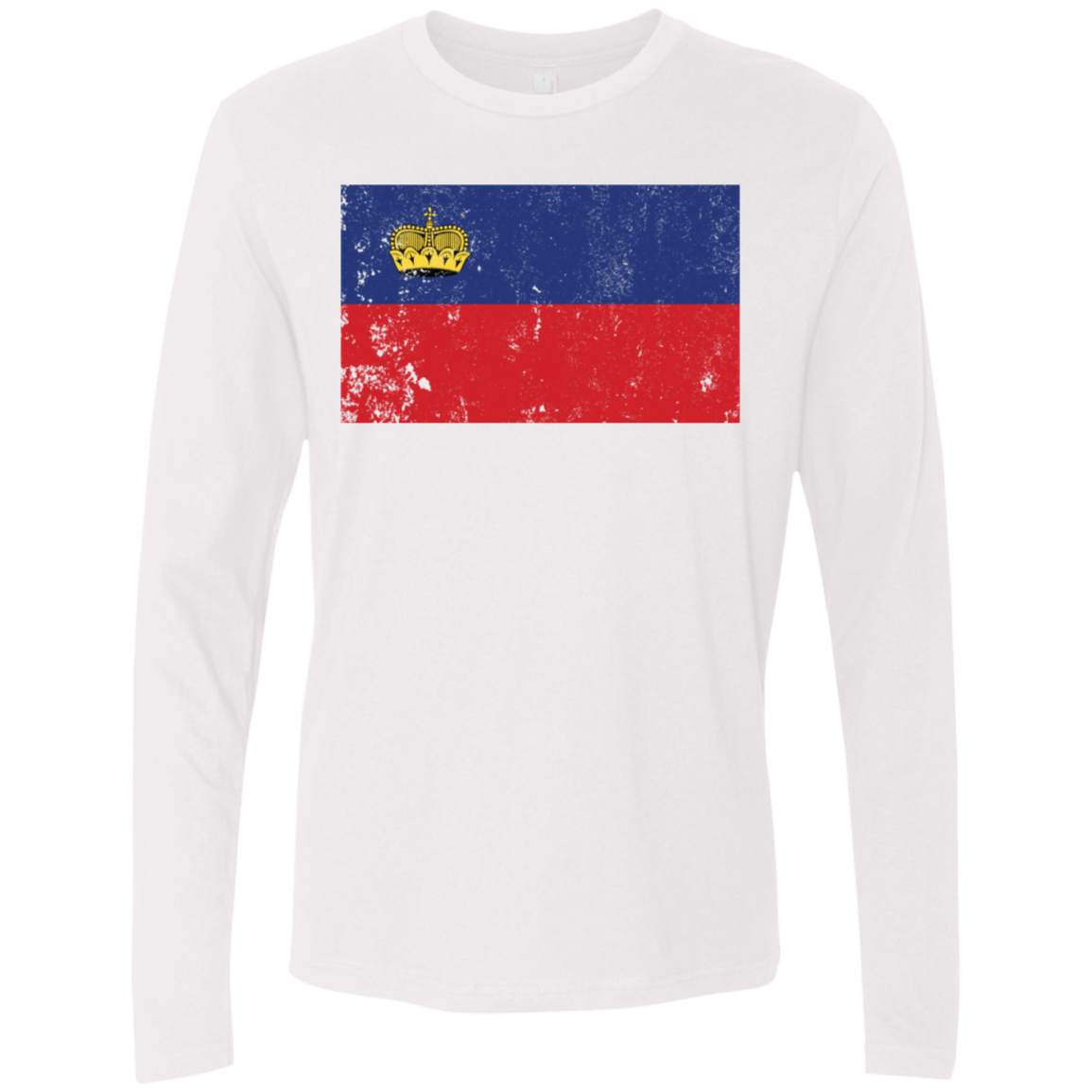Liechtenstein Men's Long Sleeve Tee