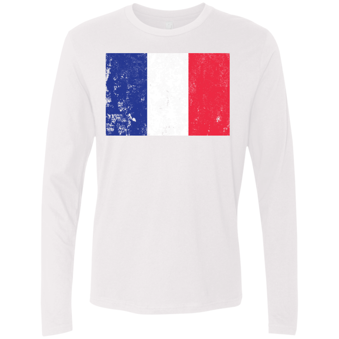 France Men's Long Sleeve Tee