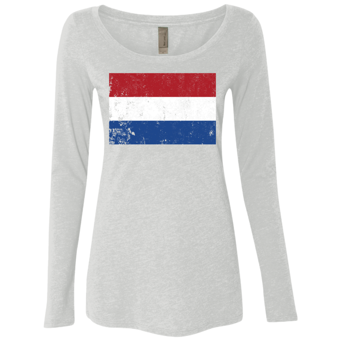 Netherlands Women's Long Sleeve Tee