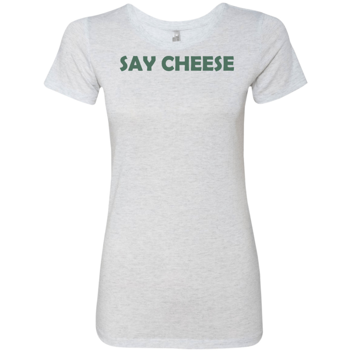 Say Cheese Women's Classic Tee