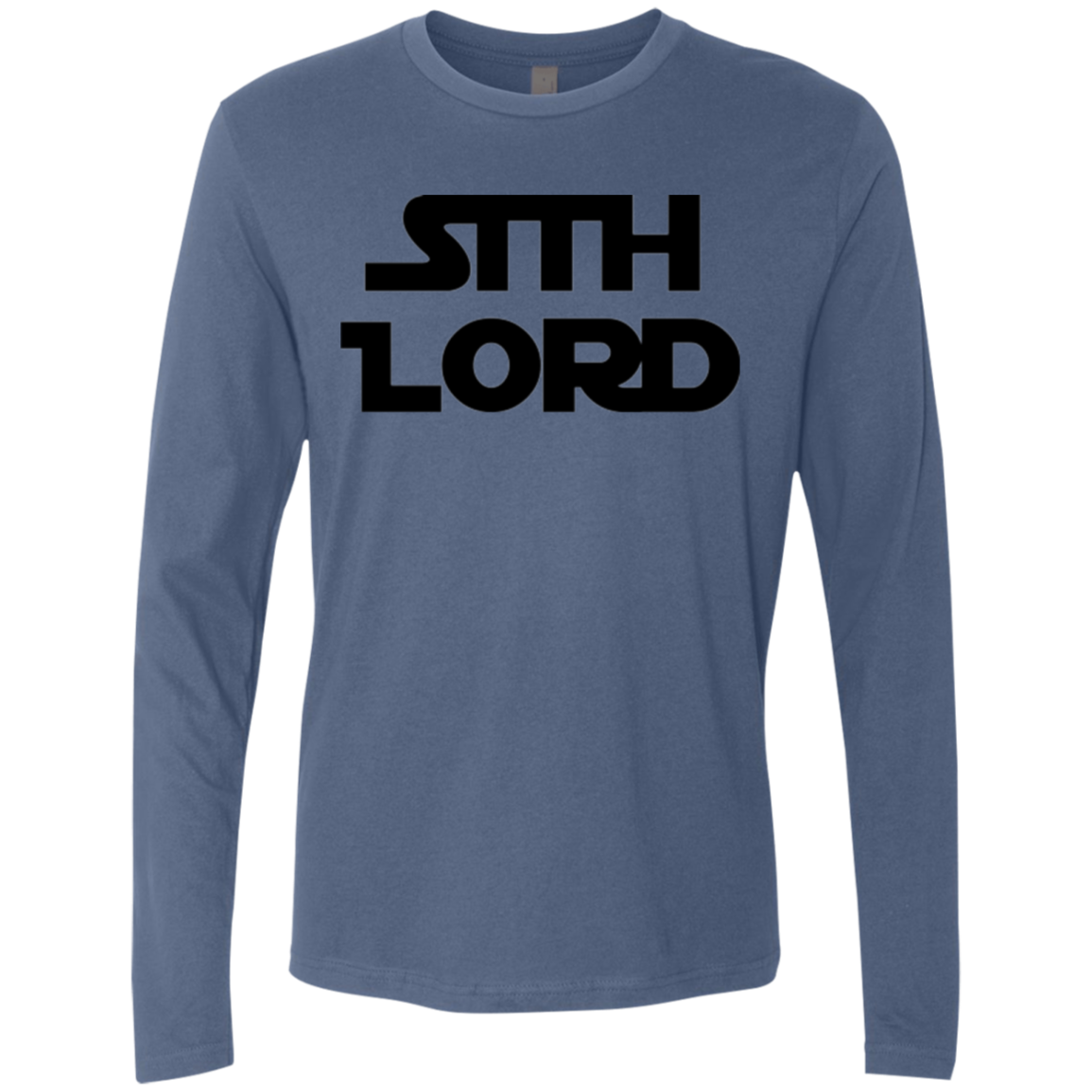 Sith Lord Star Wars Men's Long Sleeve Tee