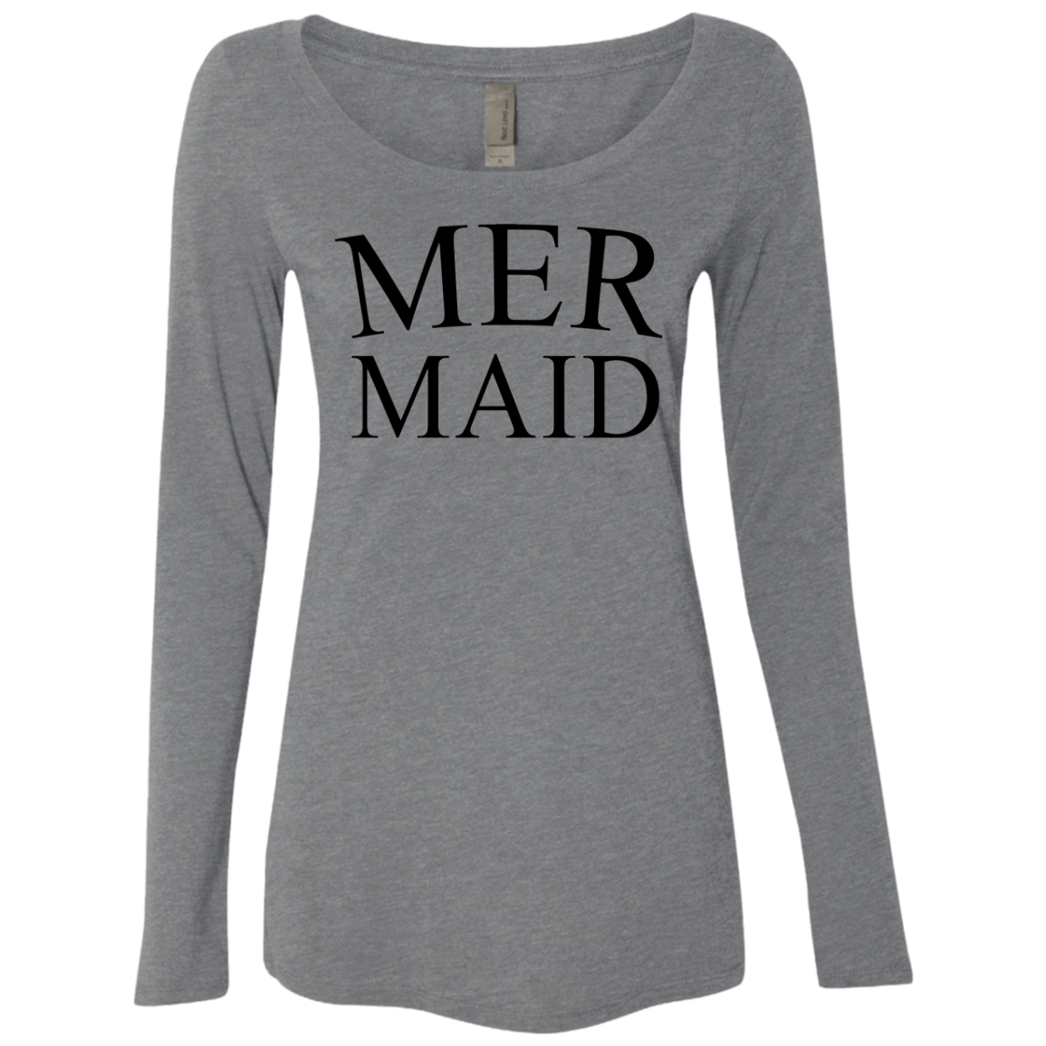Mermaid Women's Long Sleeve Tee
