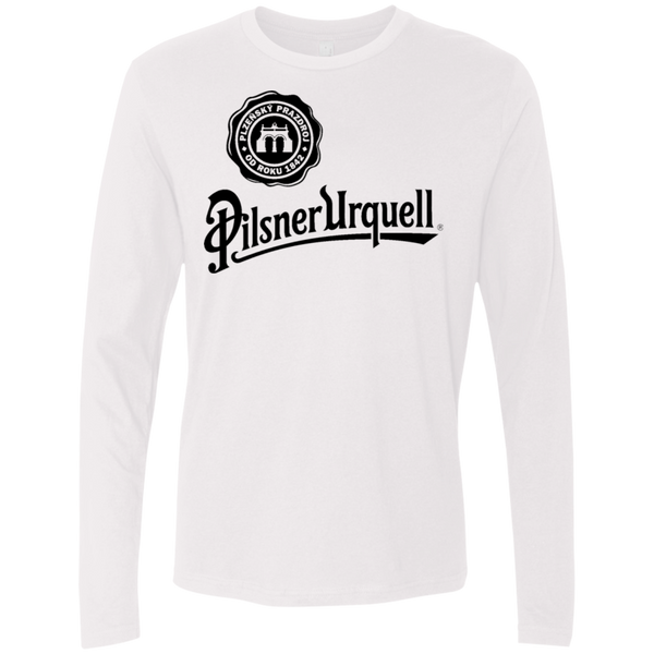 Pilsner Urquell Men's Long Sleeve Tee