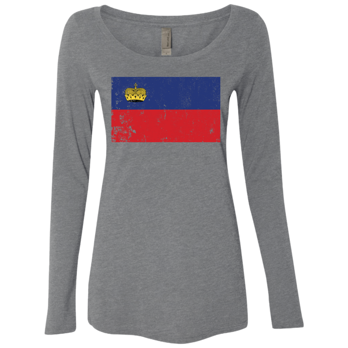 Liechtenstein Women's Long Sleeve Tee