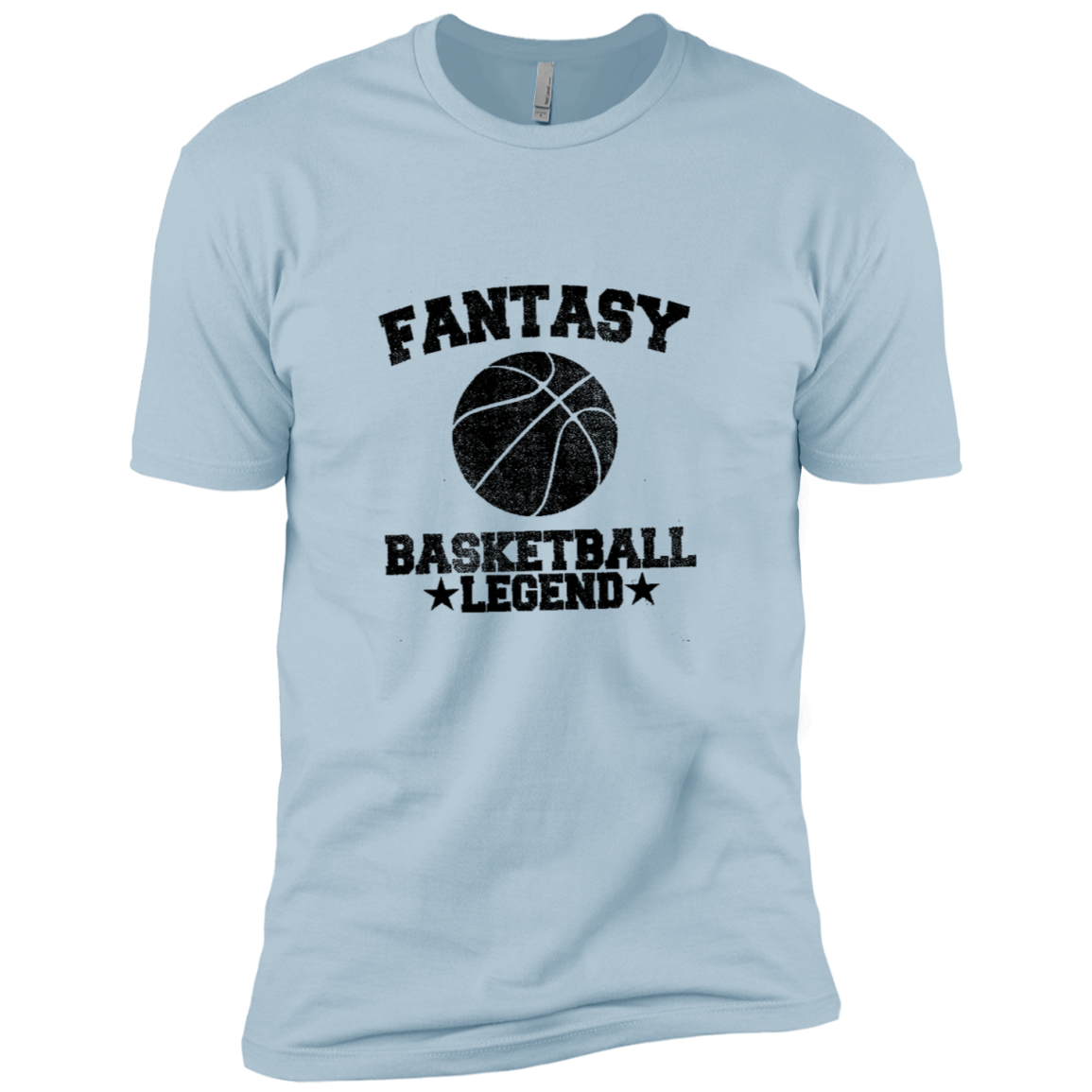Fantesy Basketball Legend Men's Classic Tee