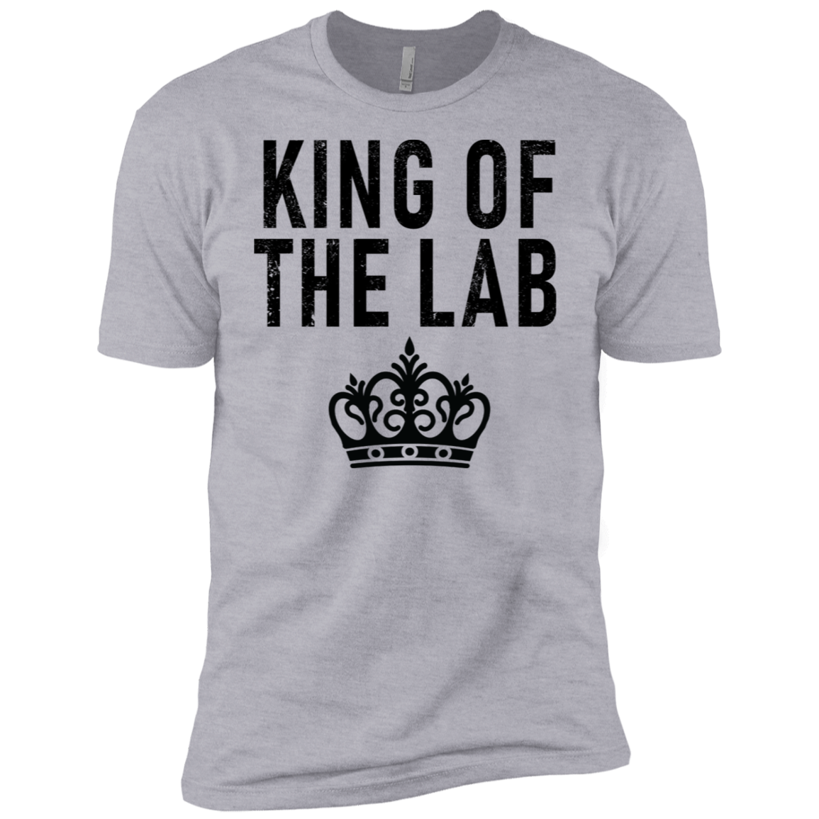 King Of The Lab Men's Classic Tee