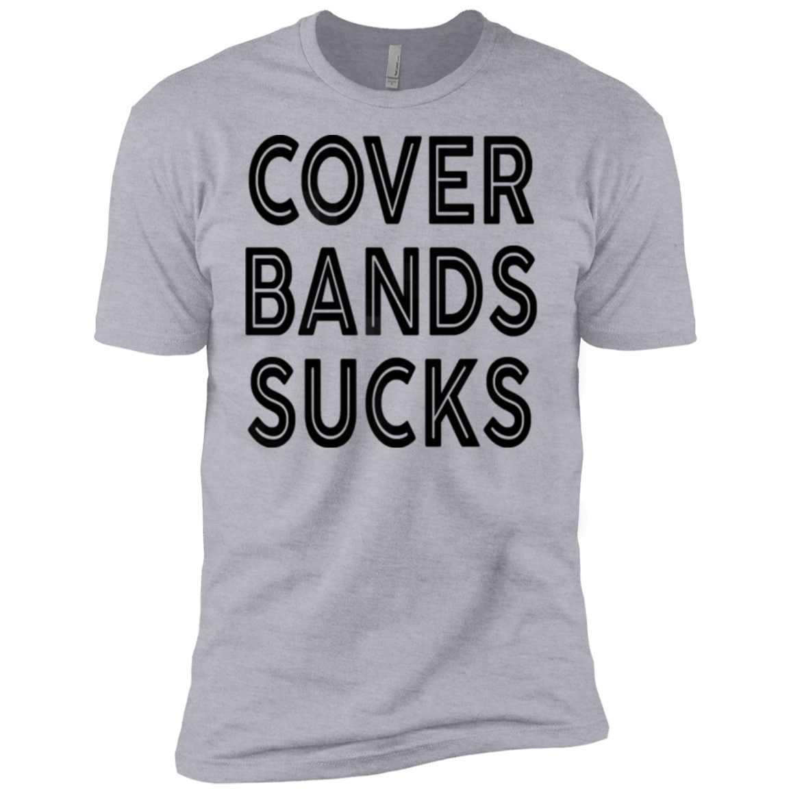 Cover Bands Sucks Men's Classic Tee
