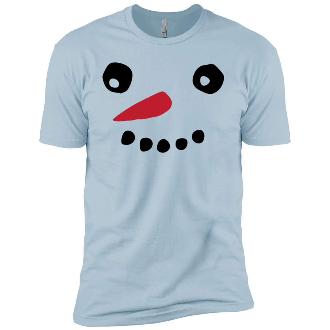 Frosty the Snowman Face Men's Classic Tee