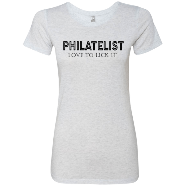 Philatelist Love To Lick It Women's Classic Tee