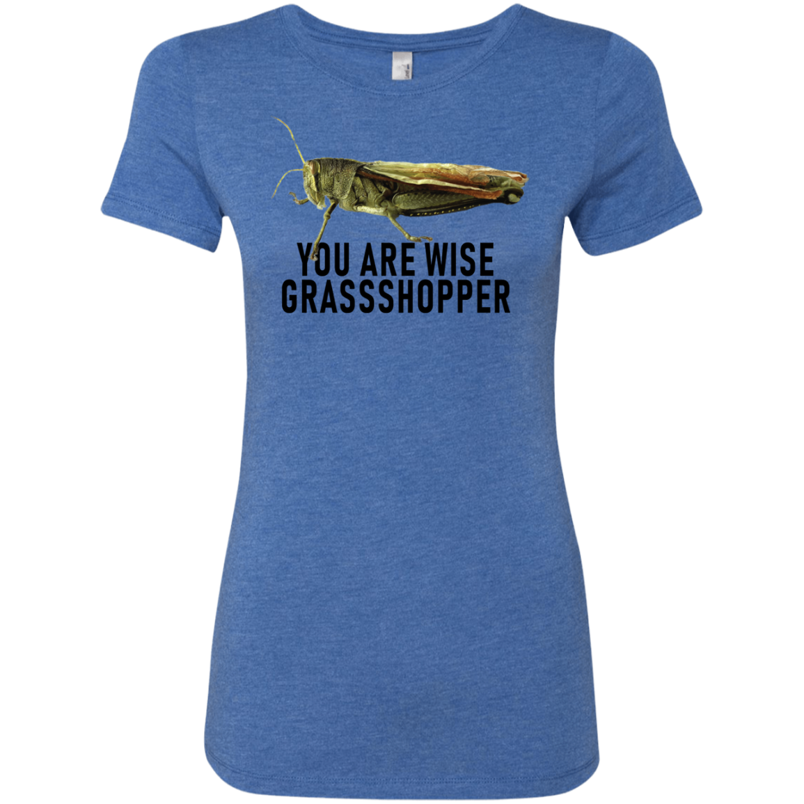 You Are Wise Grassshopper Women's Classic Tee