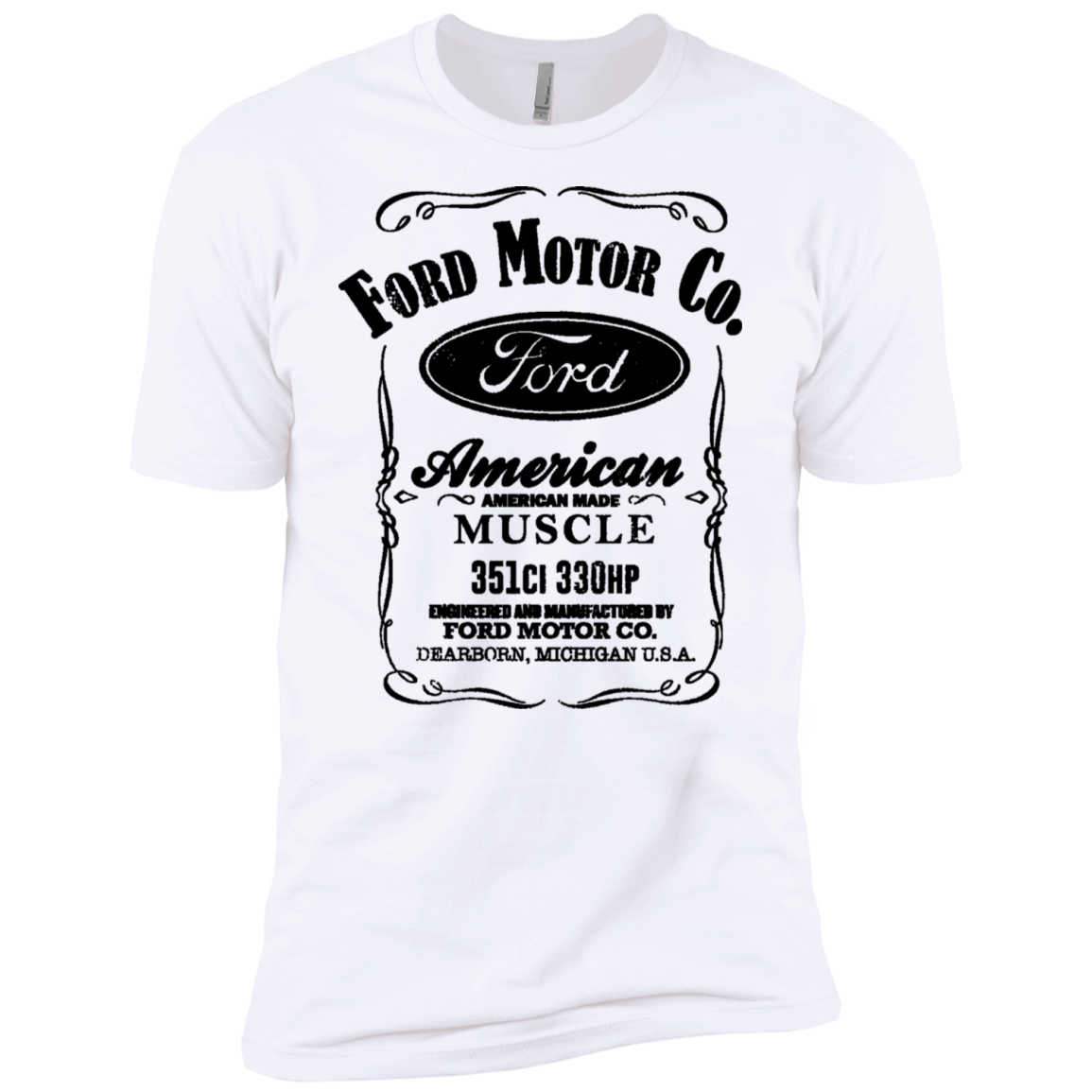 Ford Motor Co. – American Muscle Men's Classic Tee