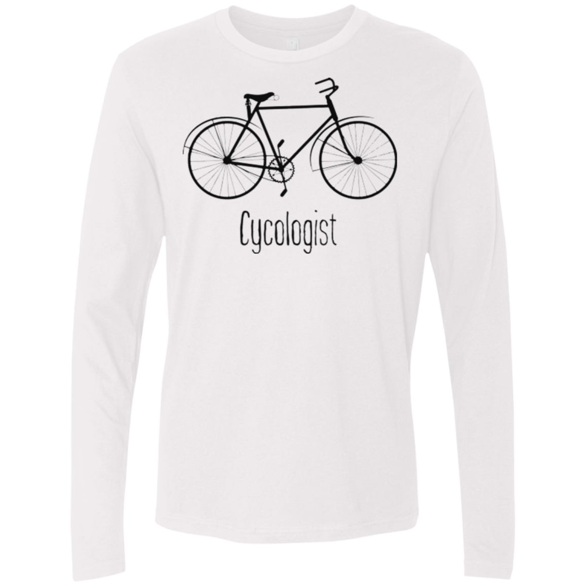 Cycologist Men's Long Sleeve Tee