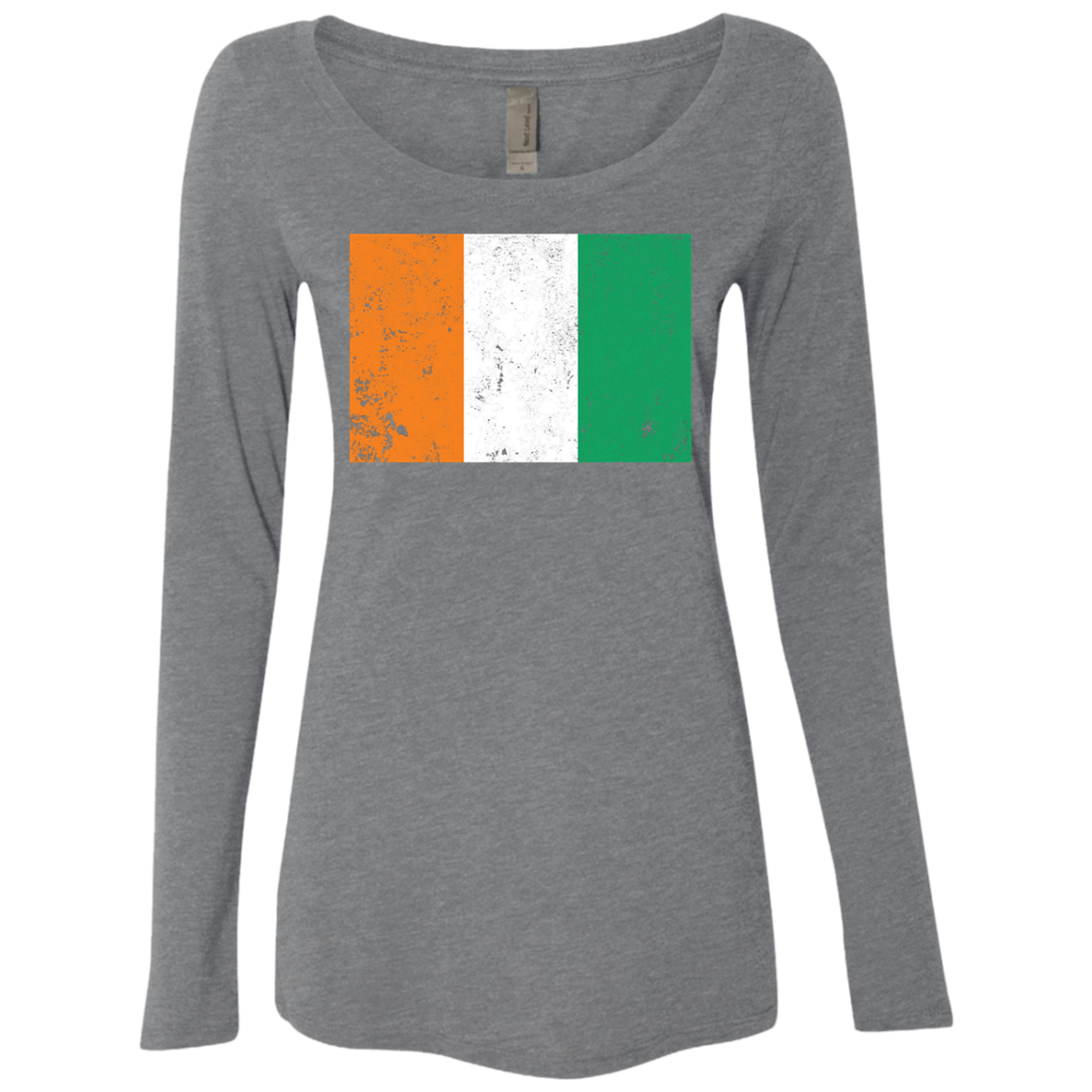 Ireland Women's Long Sleeve Tee