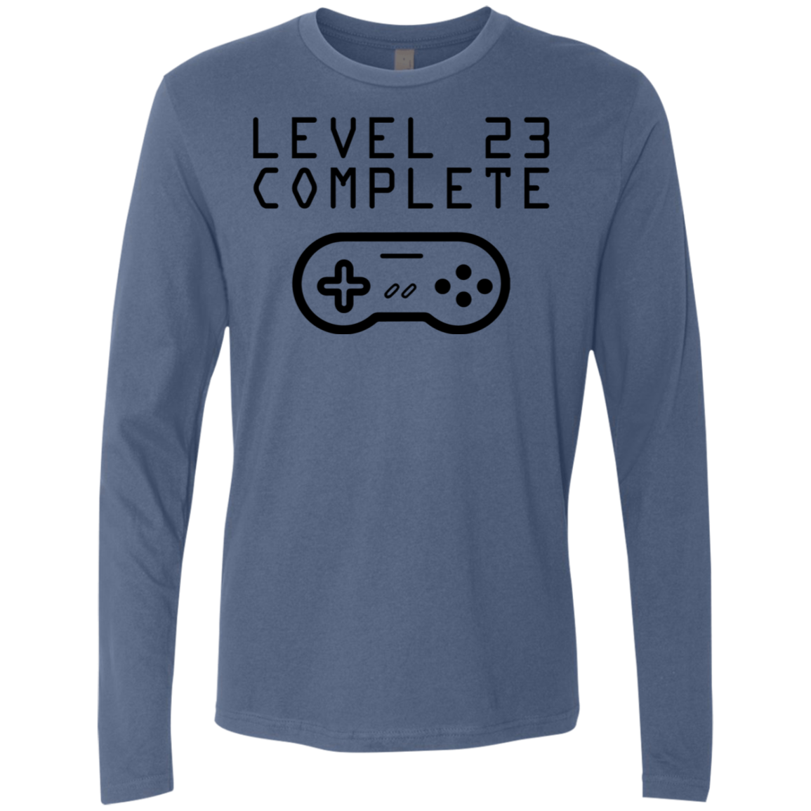 Level 23 Complete Men's Long Sleeve Tee