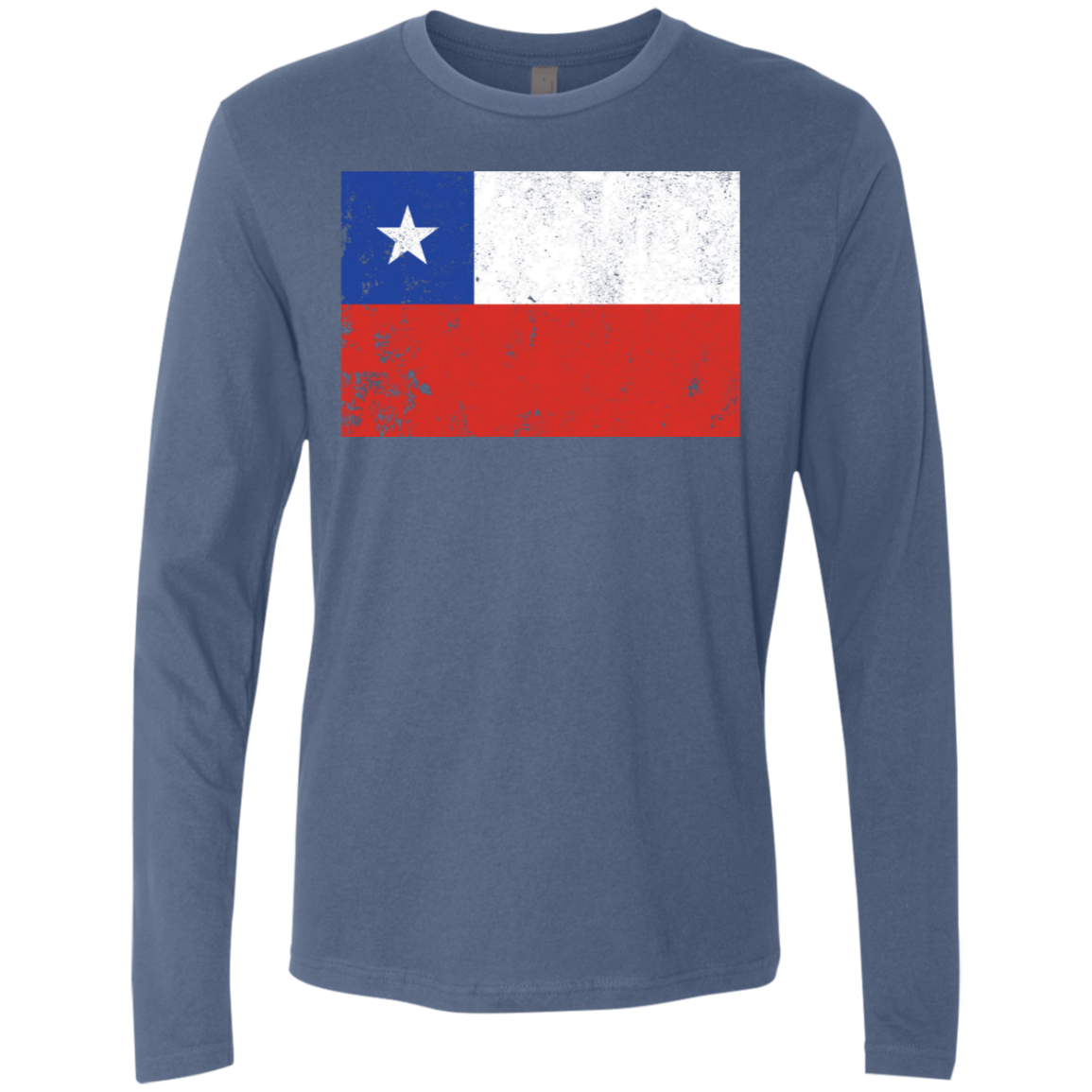 Chile Men's Long Sleeve Tee