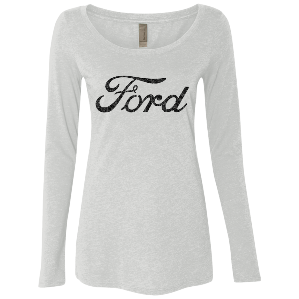 Ford Logo Women's Long Sleeve Tee